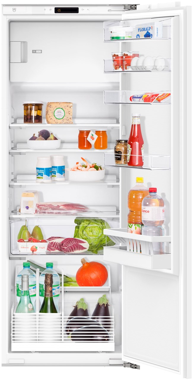 VZUG Kühlschrank De Luxe, Breite 55 oder 60 cm  ~ Kühlschrank Zug