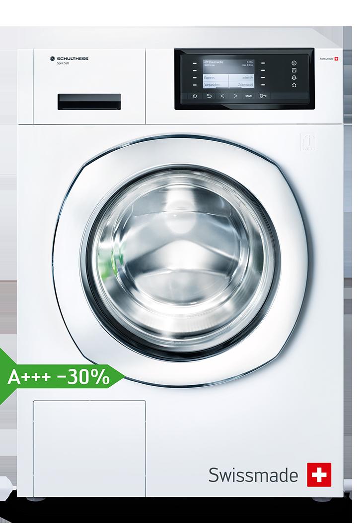 SCHULTHESS Waschmaschine Spirit 520 Standard Plus