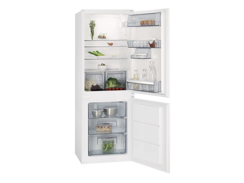 Aeg Kühlschrank Integrierbar 122 Cm : Aeg kühlschrank integrierbar 122 cm: elektro großgeräte kühlschränke