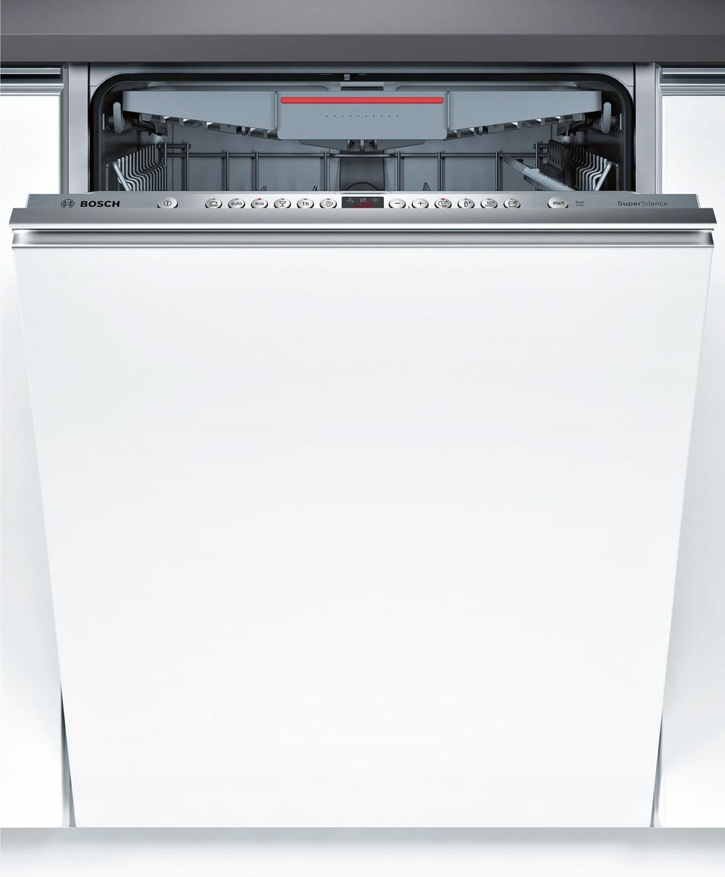 Bosch Vollintegrierter Geschirrspuler 60cm Sbe46mx03e Silver Tech