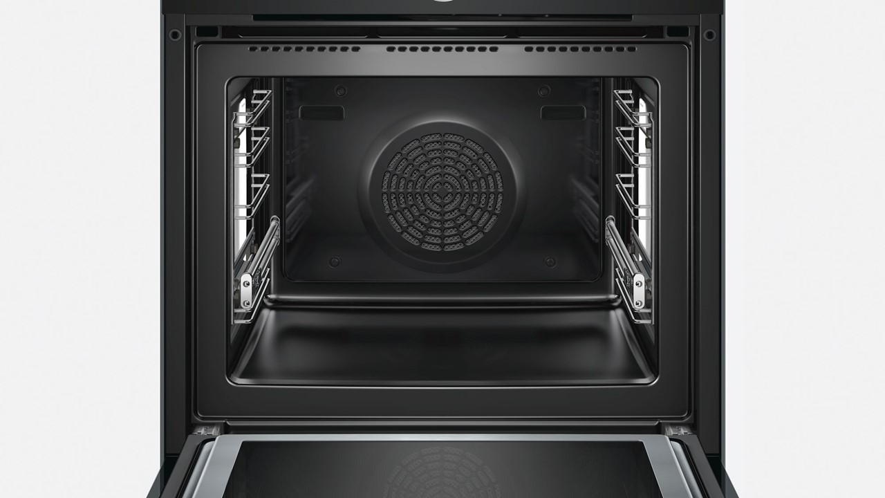 Bosch Backofen Mit Mikrowelle Und Dampfstossfunktion 60cm