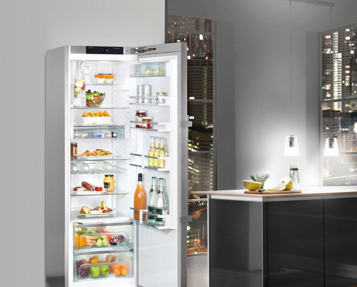 Kühlschrank Freistehend : Liebherr kühlschrank freistehend bluperformance kpef