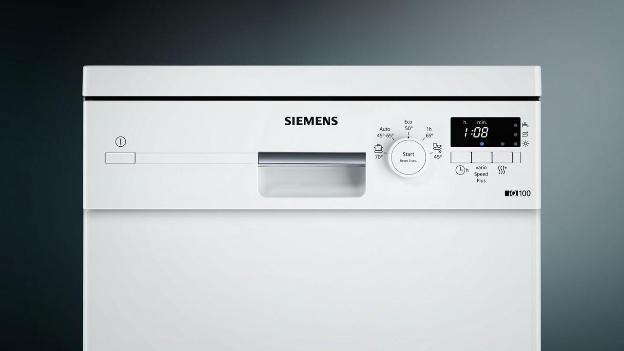 Siemens Kühlschrank Reset : Siemens sr215w03ce speedmatic geschirrspüler 45 cm standgerät weiss