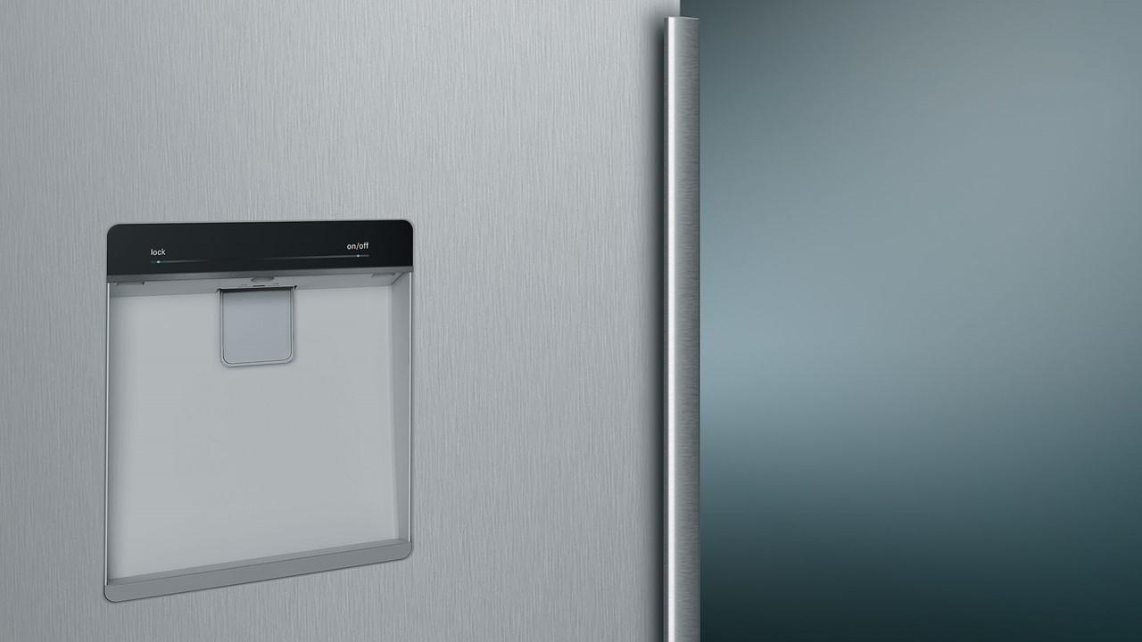 Siemens Kühlschrank : Siemens ks36wbi3p kühlschrank; silver tech gmbh qualität für