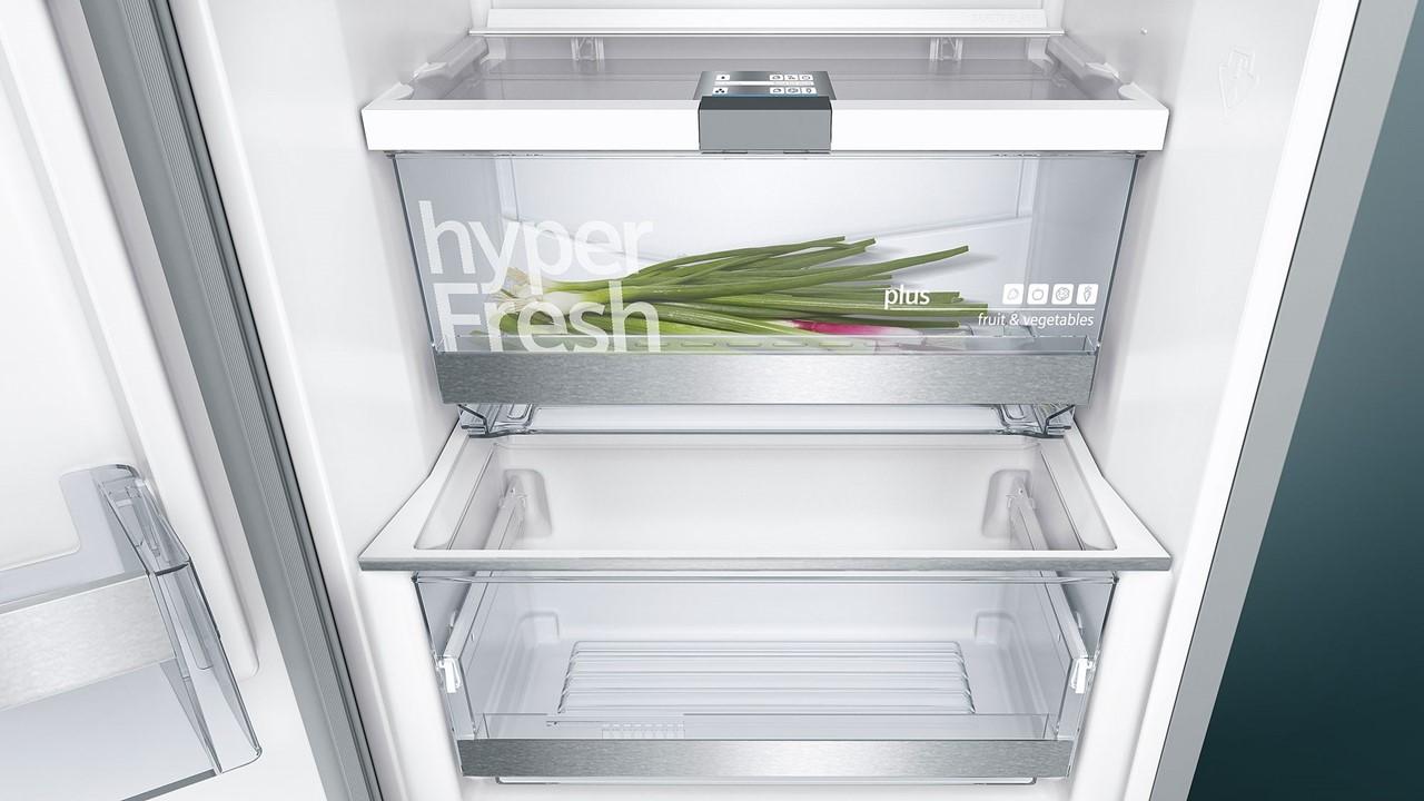 Siemens Kühlschrank Groß : Siemens ks36wbi3p kühlschrank; silver tech gmbh qualität für