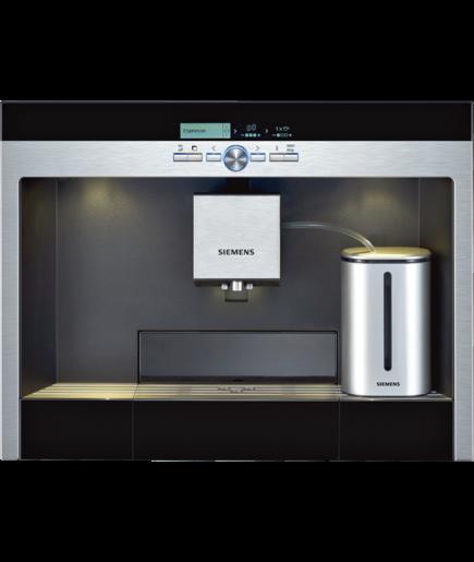 Siemens Espresso Kaffeevollautomat Edelstahl Tk76k573 Silver Tech